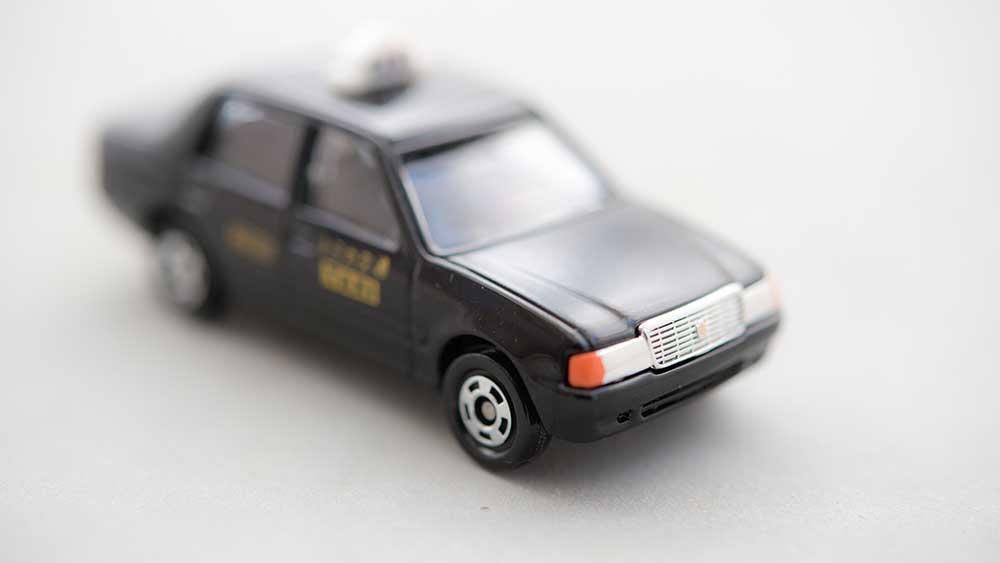 タクシーが自動運転になる日も近い