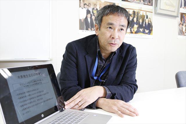 福岡工業大学 高原教授